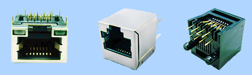RJ11-RJ45-SINGLE-PORT-PCB-JACK-99(NEW)